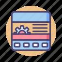 landing, landing page, optimization, page, page optimization, seo icon