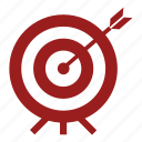 crosshair, goal, marketing, search engine optimization, seo, target, targeting icon