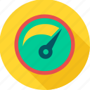 meter, performance, seo, speed, speedometer icon