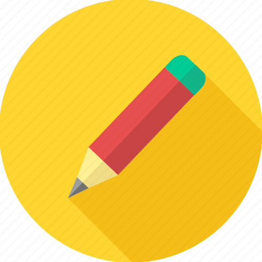draw, edit, pencil, stationary, write, writing icon