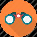 binocular, astronomy, binoculars, explore, spyglass