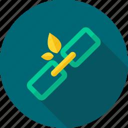 link, seo, web, website icon