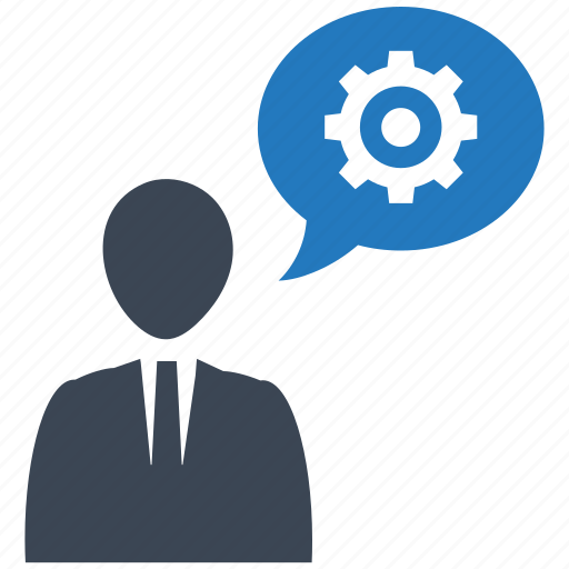 human, mobile marketing, seo icons, seo services, settings, talk, web design icon