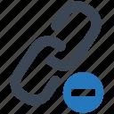 link, mobile marketing, remove, seo icons, seo pack, seo services, web design icon