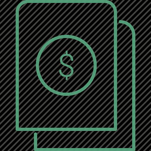 document, invoice, mobile marketing, seo services, team, web design, work icon