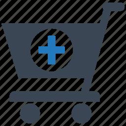 add, basket, mobile marketing, seo icons, seo pack, seo services, web design icon