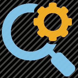 analytics, business, configuration, finance, marketing, optimization, seo icon
