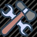preferences, repair, seo, settings, tools