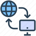 connection, distribution, internet, seo, share, web