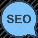 chat, message, optimization, seo, web