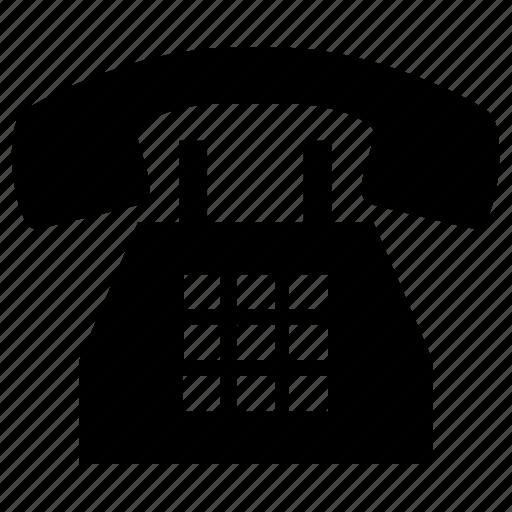 call, communication, interface, phone, telephone, user, web icon