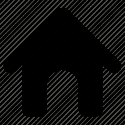 home, house, hut, interface, profile, user, web icon