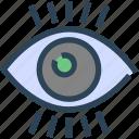eye, seo, show, view, watch