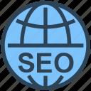 global, optimization, seo, web, worldwide