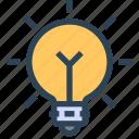 brainstorming, bulb light, creativity, fresh, idea, seo, web
