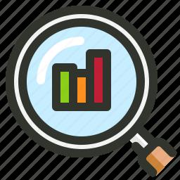 analysis, analytics, data icon