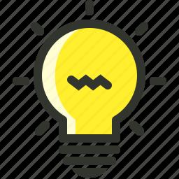 concept, creativity, idea, tips icon
