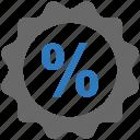 discount, label, percent, percentage, seo, tag icon