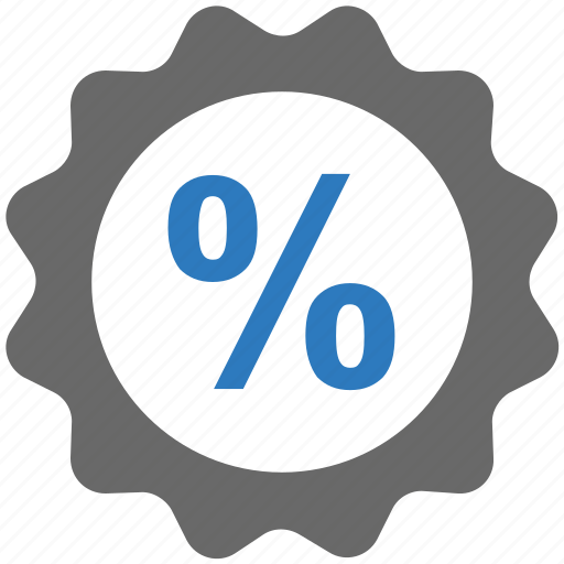 Discount, label, percent, percentage, seo, tag icon - Download on Iconfinder
