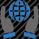 global, hands, international, safe, seo, service, solution
