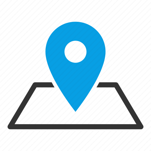 location, map, marker, place, point, pointer icon