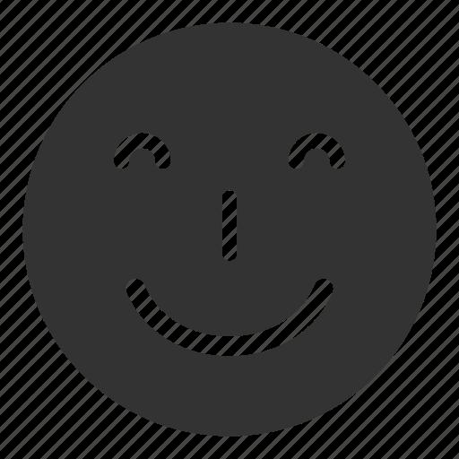 emoticon, face, faces, smile, smiley, smiling icon