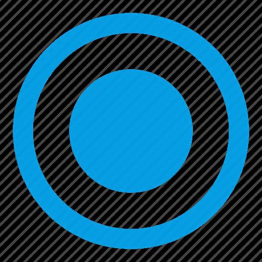 circle, circular, filled, full, round, web icon