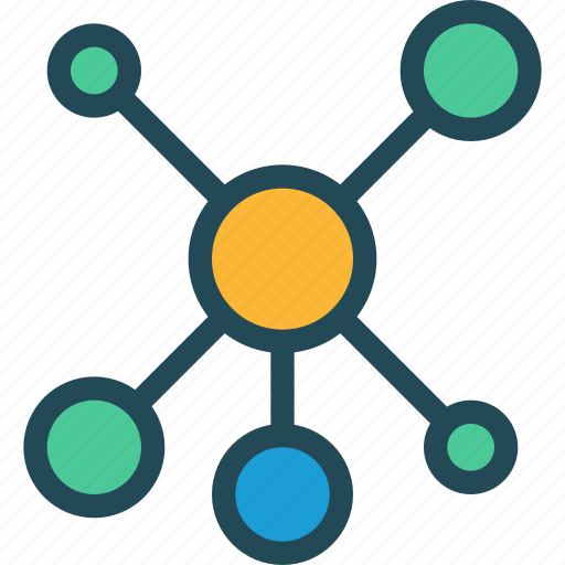 affiliate, communication, connection, network, networking, social icon