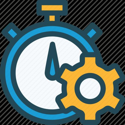 Alarm, clock, deadline, optimization, performance, stopwatch, time icon - Download on Iconfinder