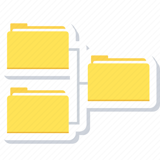 File, data, extension, folder icon - Download on Iconfinder