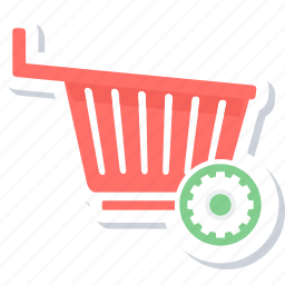 buy, cart, ecommerce, sale, shopping, trolley icon