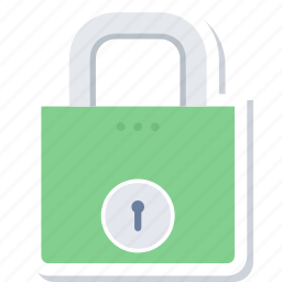 lock, locked, padlock, password, safety, security icon