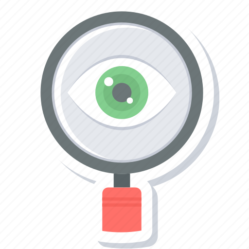 explore, magnifier, search, searching, seo, view icon