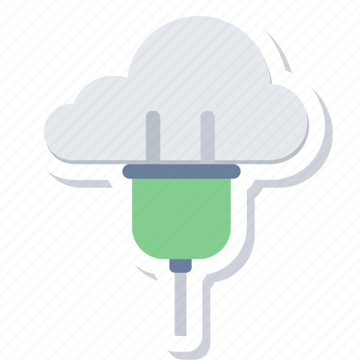 Connection, cloud, cloud computing, computing, internet icon - Download on Iconfinder