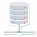 computing, database, disk, hosting, server, storage icon
