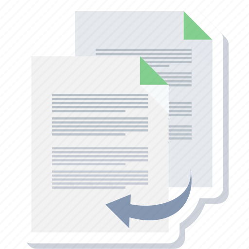 content, copy, duplicate, page, share, sharing, transfer icon