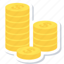 cash, dollar, finance, financial, money, payment icon