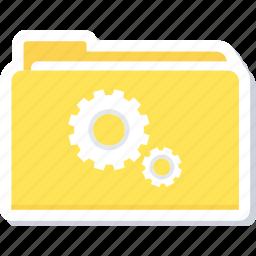 configuration, control, folder, setting, settings icon