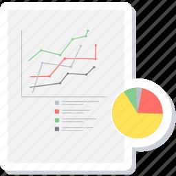 analysis, analytics, diagram, graph, progress, statistics icon