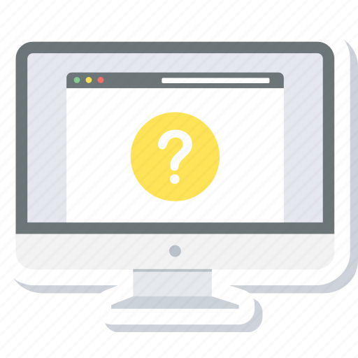 help, info, query, question, support icon