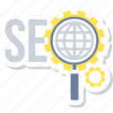 advertising, marketing, promotion, seo icon