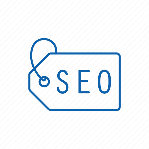 label, office, seo, tag, web, work icon
