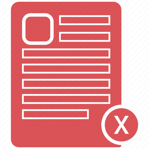 contract, document, edit, paper, sign icon