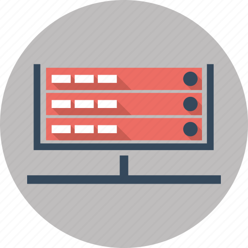 cloud, communication, data, hosting, seo, server, web icon