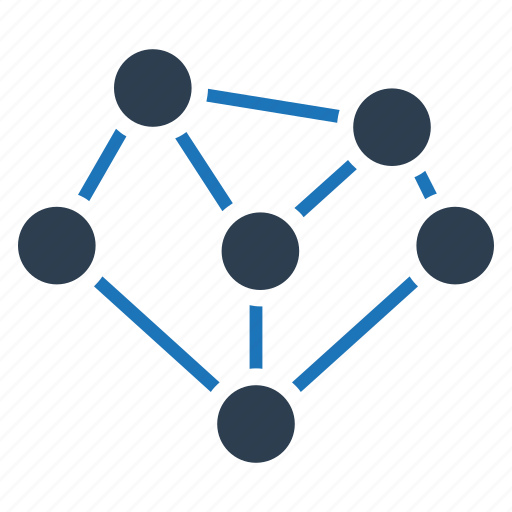 link building, network connection, social links icon