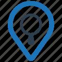 find, local seo, location, search, search map icon