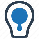 idea, search, solution icon