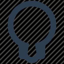idea, search, seo solution, solution icon