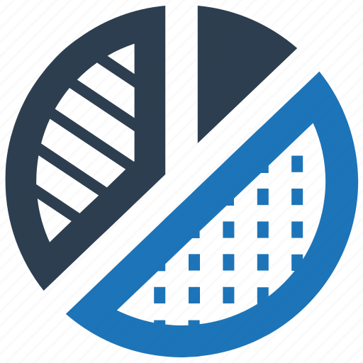 pie chart, report, statistics icon