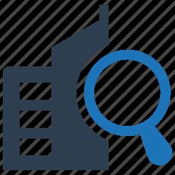 local seo, real estate, search icon
